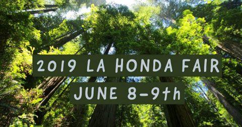La Honda Faire - Music, fun, food