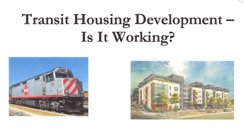 Transit Housing Development