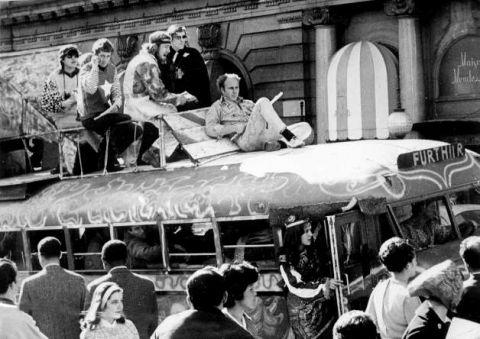 Furthur Bus - 1960's