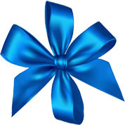 Blue Ribbon Bows - Appreciation of Medical and Essential Workers