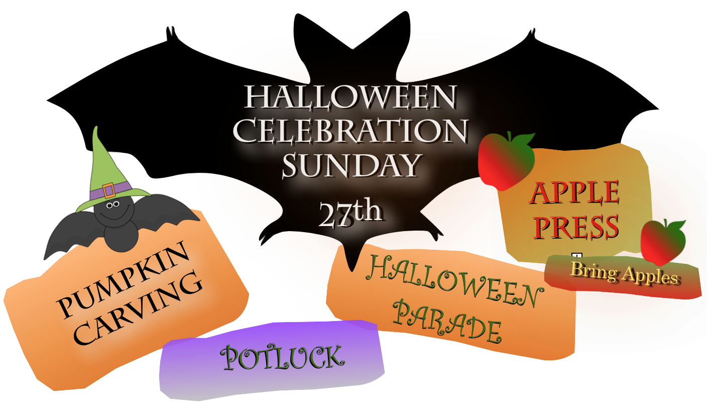Neighborhood Halloween Celebration - Sun 27th