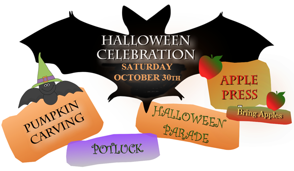UnivPark Neighborhood Halloween Events