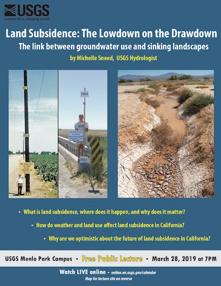USGS - Presentation on Land Subsidence