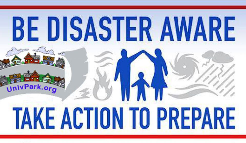 Neighborhood Disaster Awareness